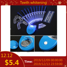 Отбеливающий пероксид для зубов, стоматологическая система для отбеливания полости рта, набор для отбеливания зубов, стоматологическое оборудование, 10 шт./6 шт./4 шт