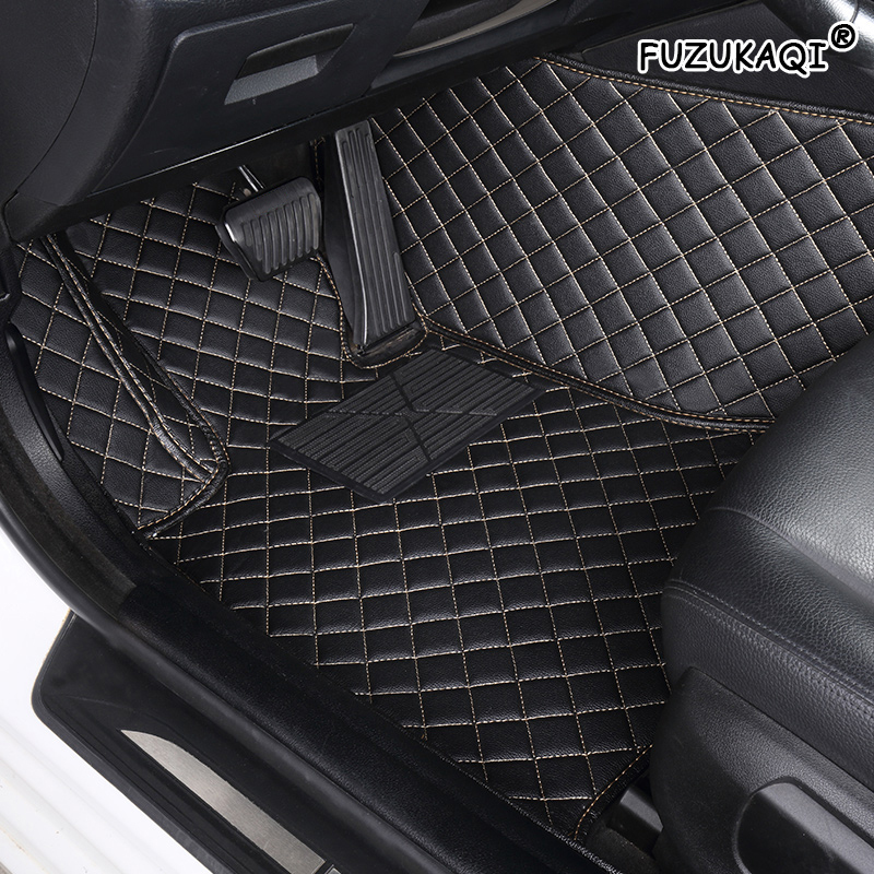 Custom Car Floor Mats For honda accord city ODYSSEY jazz CRV CRZ URV ENVIX civic stream elysion spirior insight Fit floor mats
