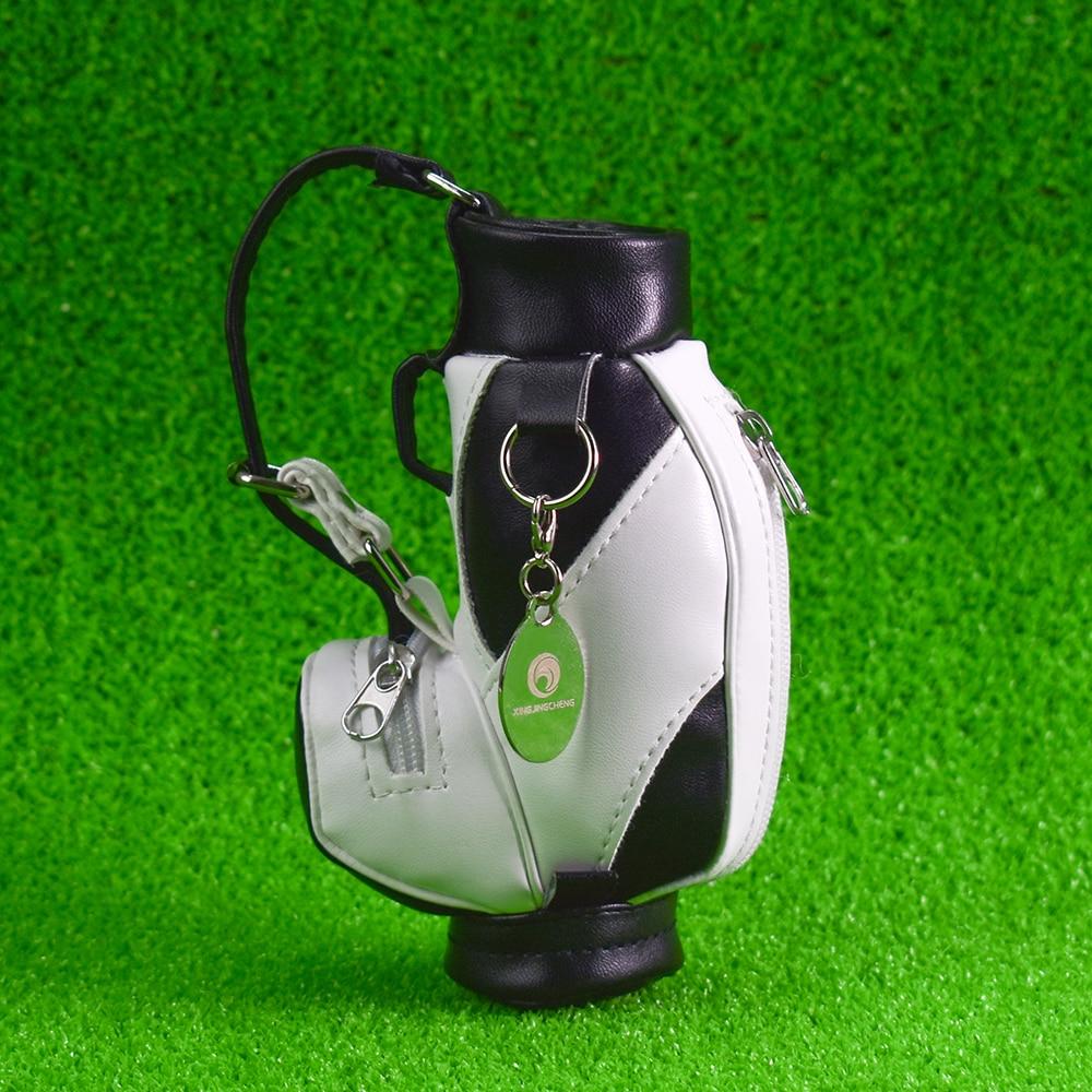 Držač mini olovaka s olovkom za torbu za ukrašavanje stola golf - Golf - Foto 2