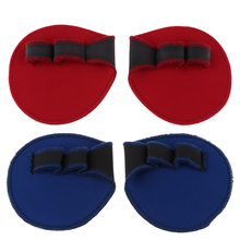 Grip Pads For Gym Rubber Workout Gloves Grip For Exercise And Weightlifting