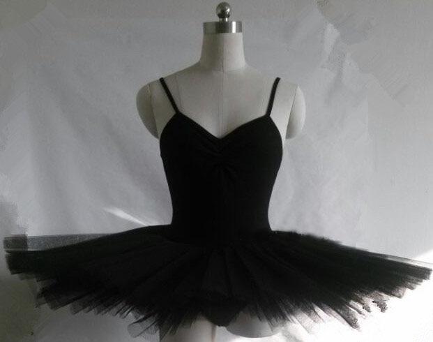Black/Red/White Ballerina Dance Dress Professional Adult Ballet Costume Women Ballet Dance Clothes Child Girls Ballet Dance Tutu