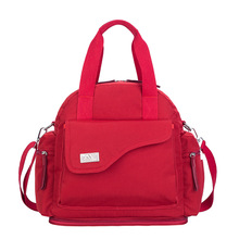 Многофункциональная сумка для мам на плечо, модная сумочка для кормящих мам, Детская сумка для путешествий с большим объемом