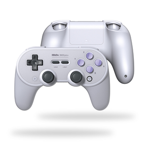 Image 5 - 8bitdo SN30 PRO+ Wireless Joystick Bluetooth Remote Game Controller Gamepad for Windows/Android/macOS/Nintendo Switch