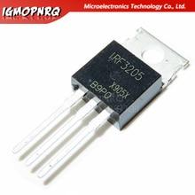 10 шт. IRF3205 IRF3205PBF MOSFET MOSFT 55 в 98A 8 МОМ 97.3nC TO-220