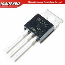 10 шт. Бесплатная доставка IRF3205 IRF3205PBF MOSFET mosft 55 В 98A 8 МОМ 97.3nC К-220 новый оригинальный