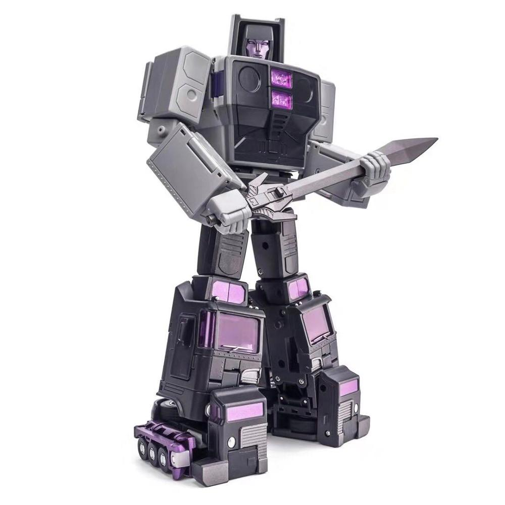 Image 4 - DX9 Toys D 14 D14 Capone Motormaster Atilla Stunticons Combiner Transformation Action Figure Robots Deformed ToysAction & Toy Figures   -