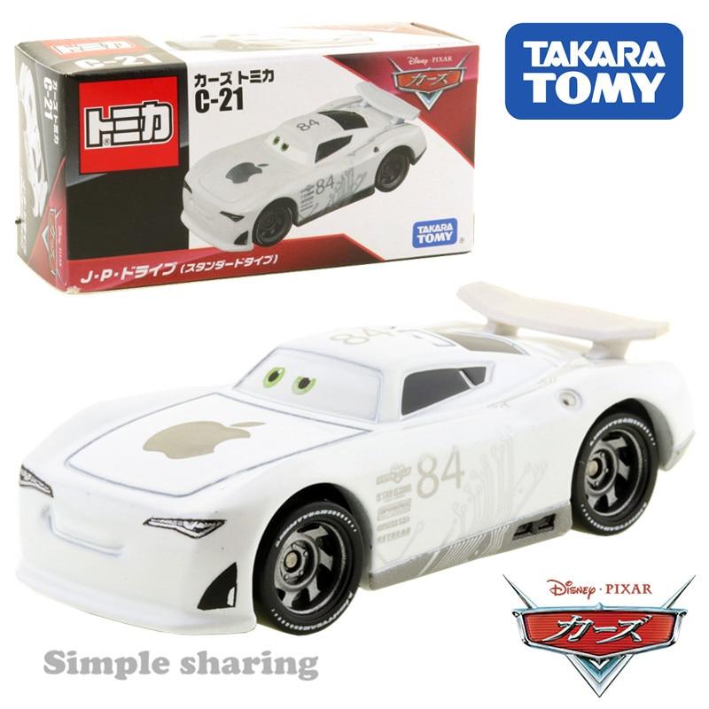 Takara Tomy Tomica Disney Cars 3 C-21 J · P · Drive Standard Type