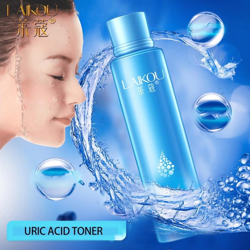 LAIKOU 125ML Face Tonic Hyaluronic Acid Face Tonico Oil-control Moisturizing Whitening Makeup Water Skin Care Toners