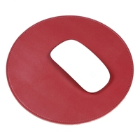 unique design Microfiber high quality round shape Texture Circular Waterproof Mouse Pad|Mouse Pads| |  -