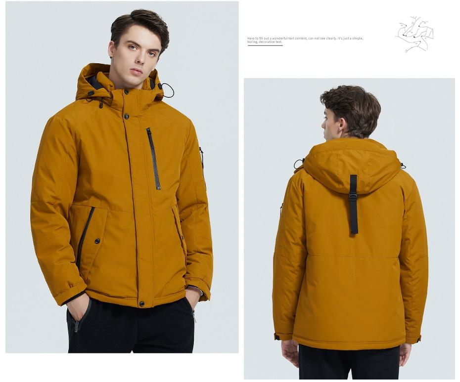 capuz, jaqueta quente de homem, moda masculina, outono e inverno mwd20853d