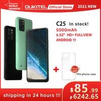 [In stock] Oukitel C25 Smartphone 6.517 1