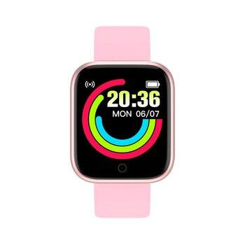 Sport Smart Watch Men Women 1.44 Inch Bluetooth-compatible Wristband Fitness Tracker Heart Rate Monitor reloj hombre inteligente 3