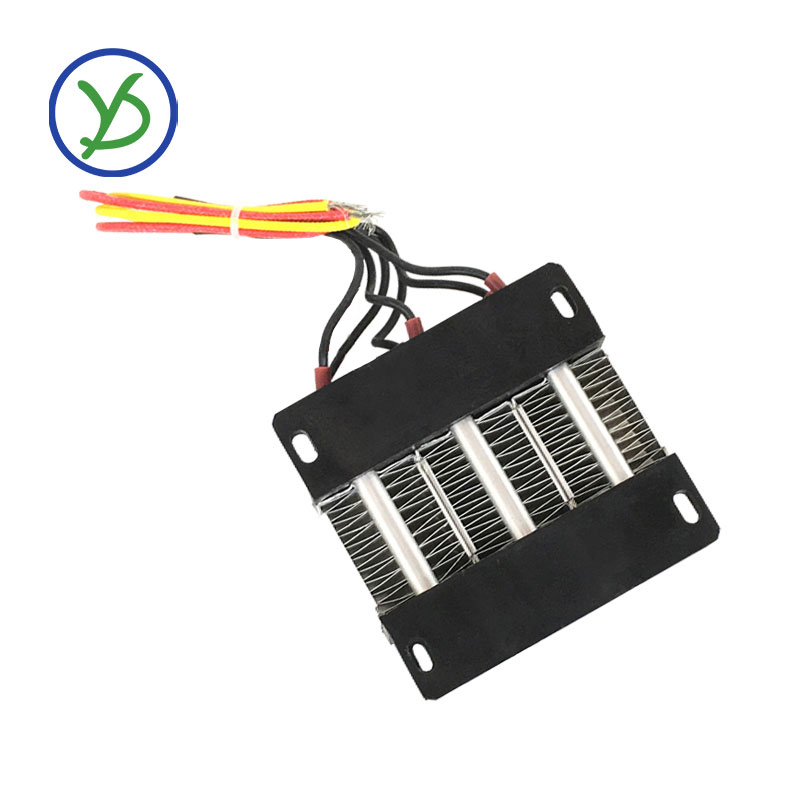 200W 110V AC/DC Egg incubator heater Insulation Thermostatic PTC heater heating element Electric heater 75*76mm