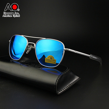 American Optical AO Sunglasses Men Air Force Pilot Aviation