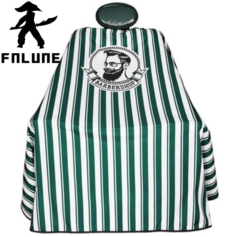 RU Delivery FnLune 27style Thick Antistatic Hairdresser Apron Cutting Cape Hair Salon Gown Apron Shop Barber Apron Accessories