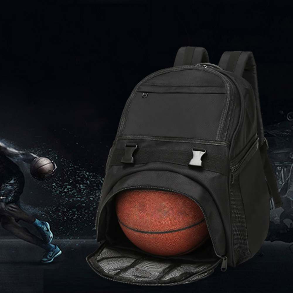 36L Outdoor  Sports Gym Bags Basketball Backpack School Bags Soccer Bag Sports Backpack For Basketball Volleyball Football