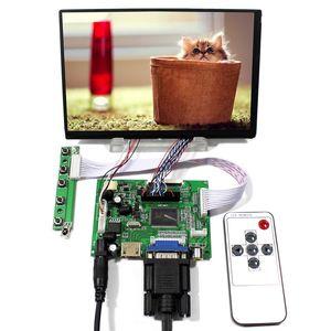 Yqwsyxl HDMI VGA 2AV Remote LCD Controller Board 7