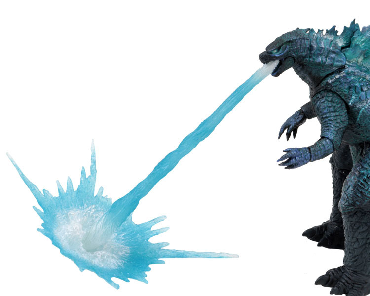 18cm Gojira 2019 ATOMIC BLAST Nuclear Energy Action Figure Toys Christmas Gift Doll With Box