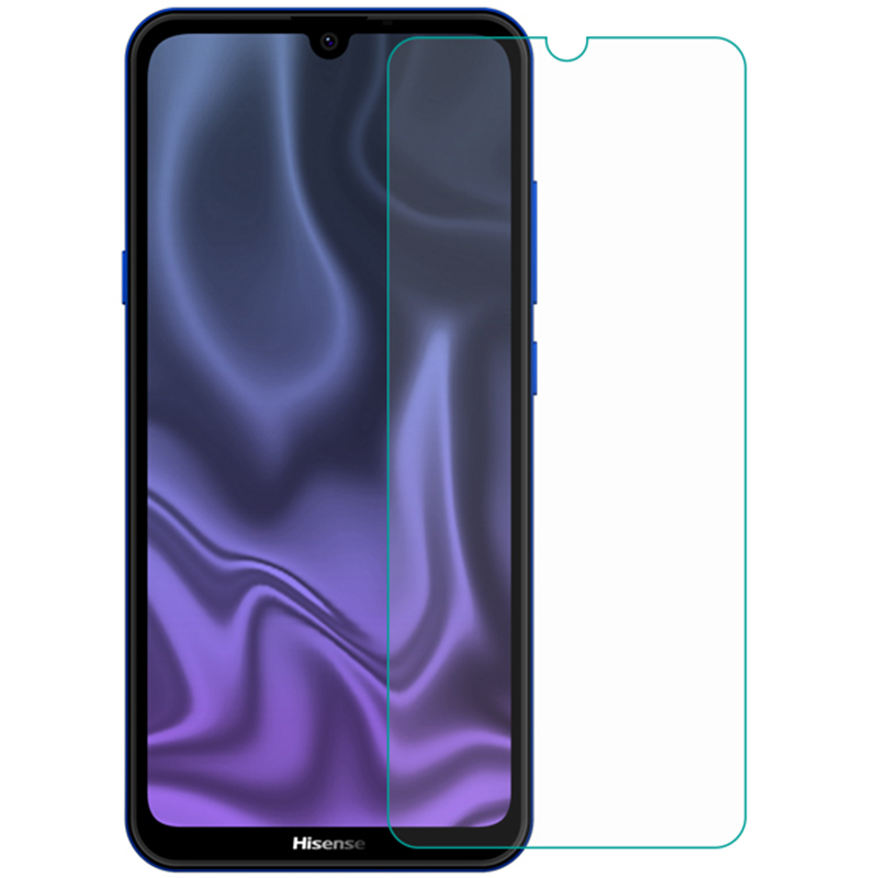 Tempered Glass For Hisense Infinity H30 Lite 6.1