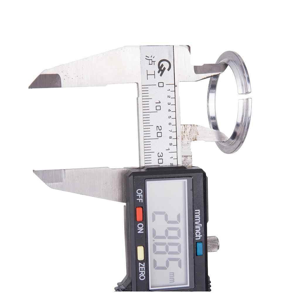 Przednia podkładka pod widelec podkładka pod zestaw do roweru szosowego MTB widelec powietrzny przekładka do mostka kierownica pierścień uszczelniający ze stopu aluminium