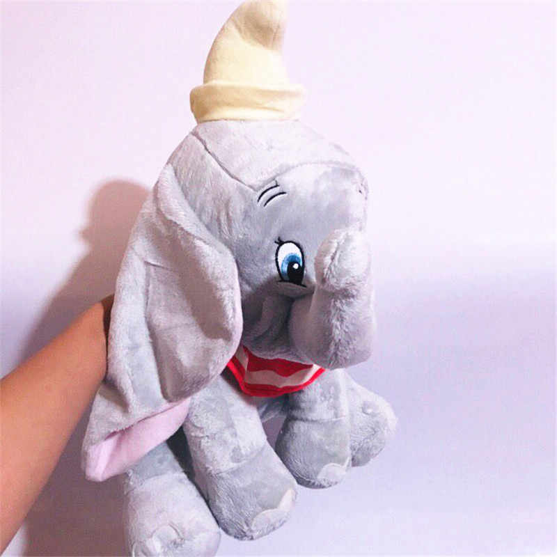 1 шт./лот 18-35 см плюшевая кукла слон праздничные подарки Детские игрушки