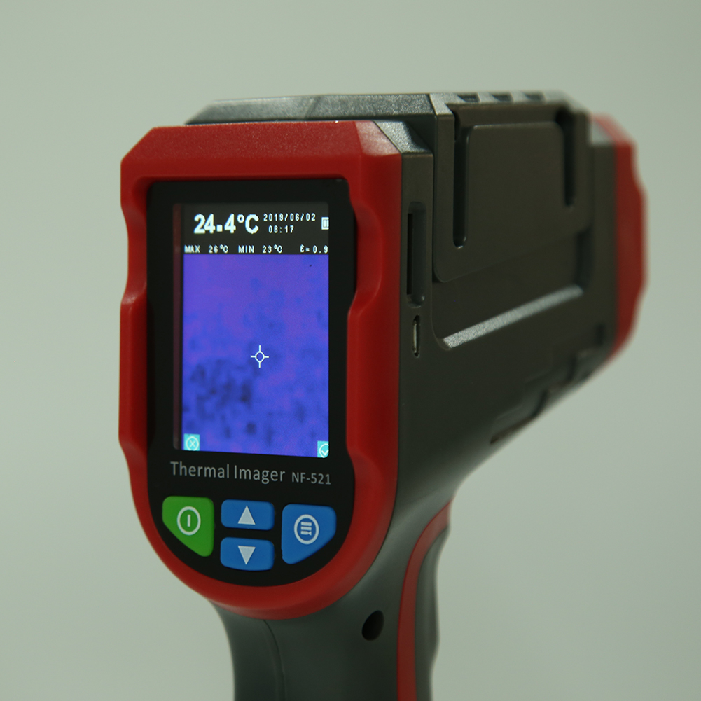 Digital Thermal Camera Made With ABS And Electronic Components Material 20