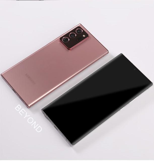 "Samsung Galaxy Note20 Note 20 Ultra 5G N986B Global Version 6.9"" 256GB ROM 12GB RAM Exynos 108MP+12MP+12MP Original Cell Phone 6"