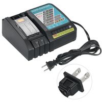 New 6.5A Rapid Li ion charger for 14.4V 18V Makita power tools battery Replacement for Electric Screwdriver power tool Accessori