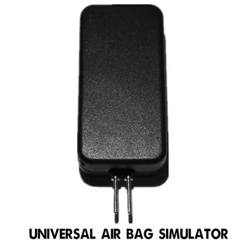 New Universal Car Airbag Simulator Emulator Repair Detector Bypass Garage SRS Fault Finding Diagnostic Tool for Car Auto Truck image
