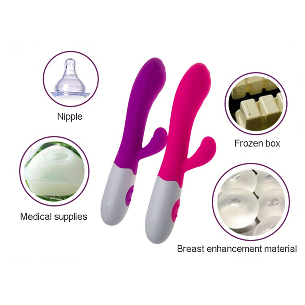 Silicone G point Massage Vibrator for Women Dildo Butt Plug Sex Toys for Adults Vagina Anal Masturbator Flirt Hostel Bedroom in Vibrators from Beauty Health