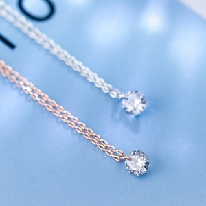 Necklace 925 sterling silver H