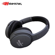 Hobayichar Wireless Headphones Gaming Headset Stereo foldable Sport Earphone Microphone Gaming Cordless Auriculares Audifo
