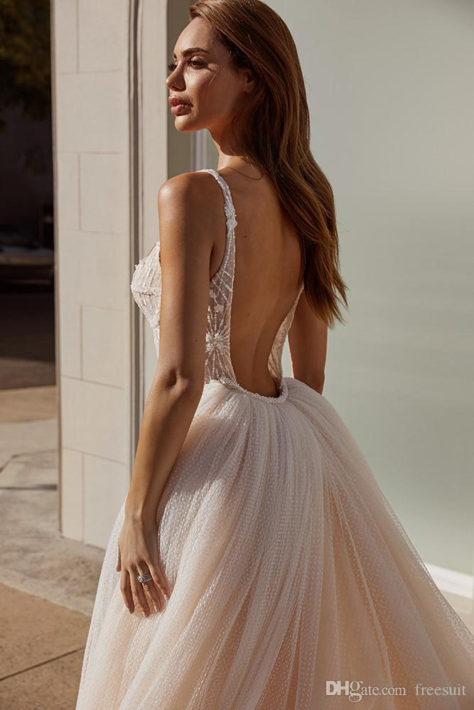 Image 5 - Eslieb beads custom made wedding dress 2020Wedding Dresses   -