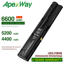 ApexWay Laptop Battery For HP ProBook 4330s 4331s 4430s 4435