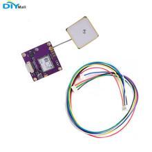 DIYmall Micro GPSV5 GPS Module GNSS HMC5983 SAW LNA Triple Band Antenna ANT BeiDou