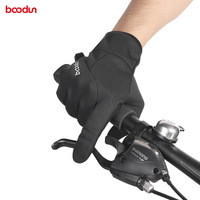 New Cycling Touch Screen Non Slip Breathable Long Gloves Bike Bicycle Cycle Full Finger Bike Cellphone Gloves Luvas