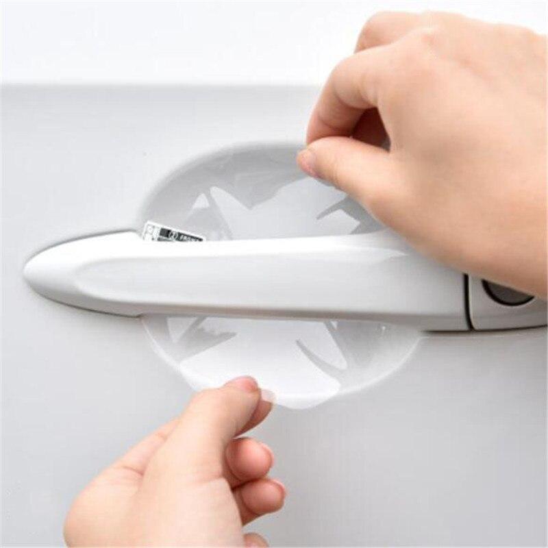 Защитная Наклейка на ручку автомобиля 4 шт./лот для Hyundai / Kia / DAIHATSU / Daewoo / SsangYong / Infiniti / Bentley