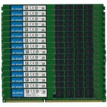 DDR3 RAM 400GB 1600MHZ\u00284GBX100\u0029 12800MHZ DIMM 240pin desktop di memoria Singolo side1rx8 775 1156pin non supporta
