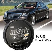 Senior Black Wax Care Paint Waterproof Scratch Repair Car Styling Crystal Hard Polish Remover