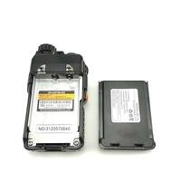 vhf uhf 2pcs Baofeng UV3R פלוס מכשיר הקשר Portable 3W UHF & VHF מיני UV 3R + UV3R פנס FM משדר Ham תחנת רדיו מכוניות (3)