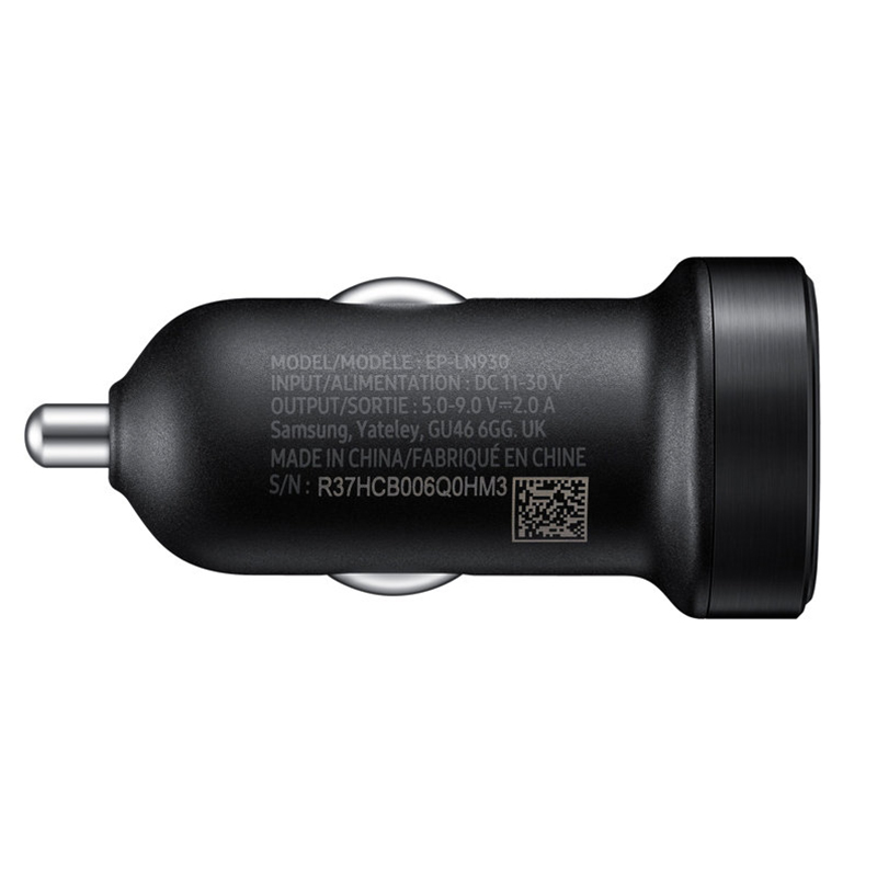 US $3.7 20% OFF|Samsung 15W Car Charger AFC Adapter Mini USB Cigarette Car Phone Charger Type C Cable for Galaxy S10 Plus S10E S9 S8 Note 10 8 9|Car