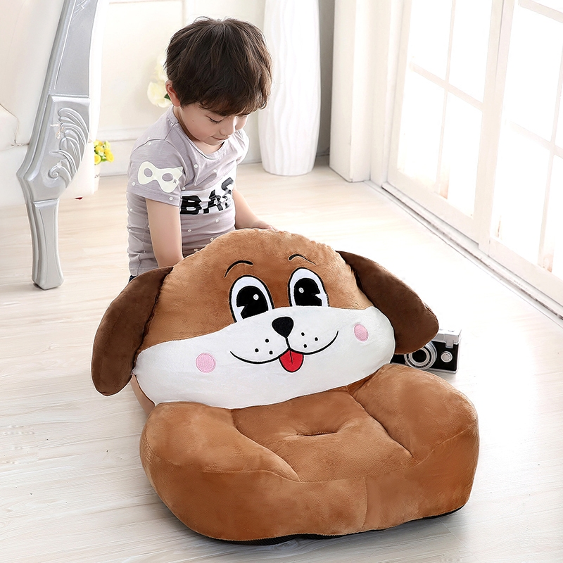 Explosive Creative Lazy Sofa Children's Sofa Small Sofa Tatami Cute Cartoon Seat Back Bedroom Removable And Washable