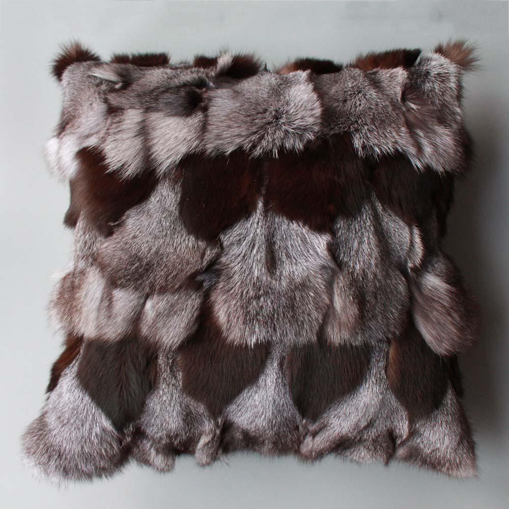fox fur pillow case 6