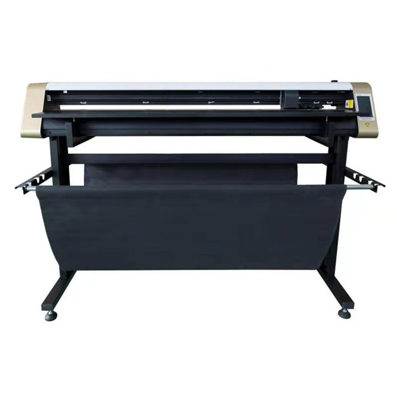 720 Mm Roll Paper Sticker Vinyl Cutting Plotter Machine With Scanner