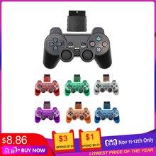 Mando inalámbrico para Sony PS2, mando sin cable para Playstation 2
