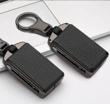 Hohe Qualität Auto Schlüssel Fall Abdeckung Für Volvo XC40 XC60 S90 XC90 V90 2017 2018 T5 T6 T8 Schlüssel Ersatz zubehör