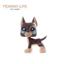 LPS Pet Shop Presents littlest Toys Great Dane Dog Cat Dolls Action Figures Model High Quality Limited Collection Gifts