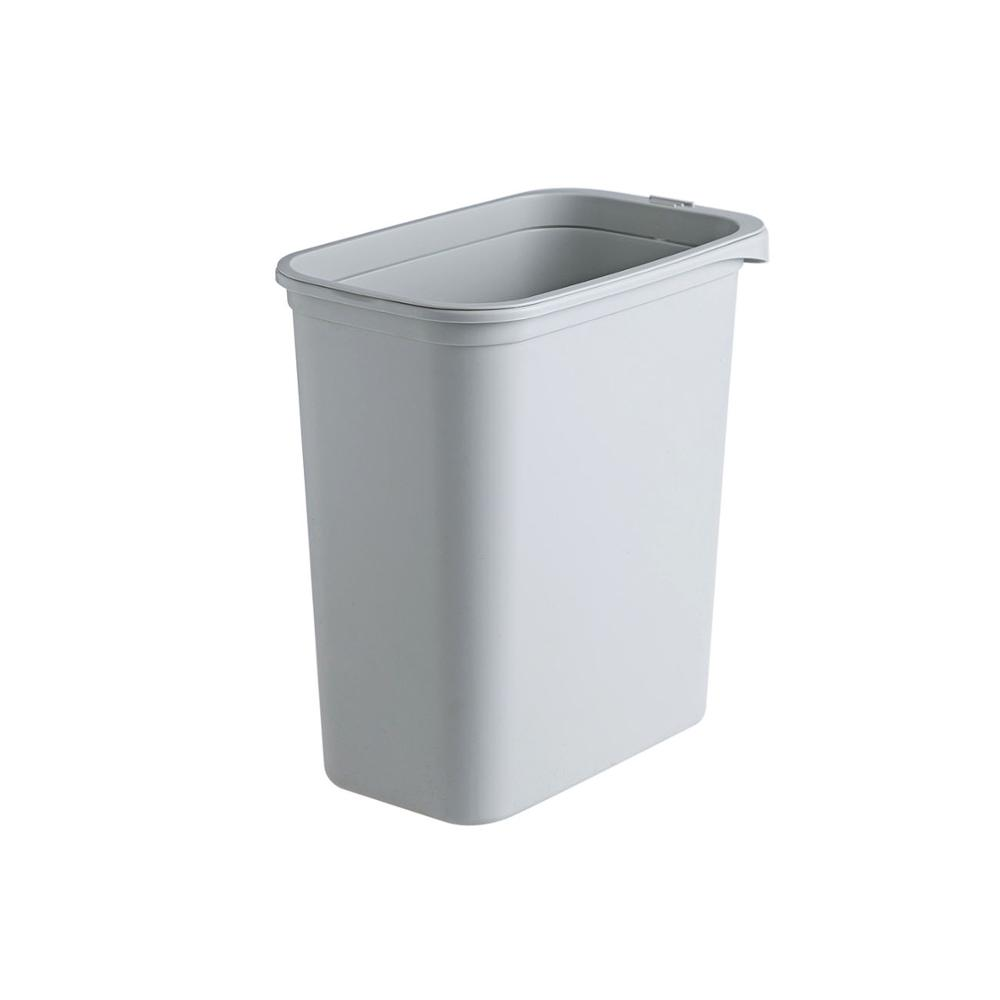 Kitchen Narrow Trash Can Waste Bins Garbage Storage Bin Box Bedroom Garbage Can Dustbin Trash Bin Save Space Hot Sell Derf Lazada