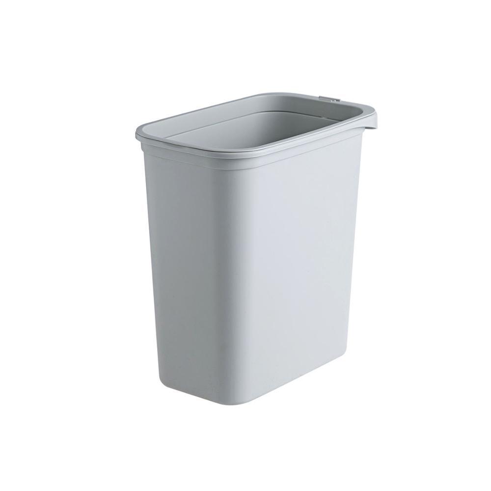 Kitchen Narrow Trash Can Waste Bins Garbage Storage Bin Box Bedroom Garbage Can Dustbin Trash Bin Save Space Hot Sell Derf Lazada