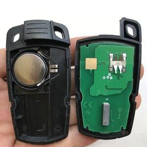 Image 5 - 3 buttons Car key For BMW E87 E60 E70 E90 E92 E71 E61 For BMW 1 3 5 7 Series X5 X6 Z4 Remote key 868Mhz/315Mhz/433Mhz PCF7953